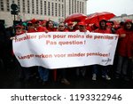 brussels  belgium. 2nd oct.... | Shutterstock . vector #1193322946