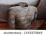 june 14  2018. the ancient... | Shutterstock . vector #1193375869