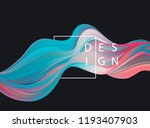 abstract colorful vector... | Shutterstock .eps vector #1193407903