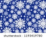 illustration with seamless... | Shutterstock .eps vector #1193419780