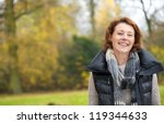 portrait of a beautiful woman... | Shutterstock . vector #119344633
