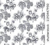 vector seamless pattern with...   Shutterstock .eps vector #1193447950