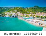 scenic panoramic view of the... | Shutterstock . vector #1193460436