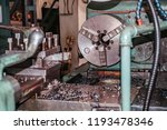 the part is installed on a... | Shutterstock . vector #1193478346