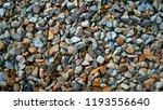 Many Stones Background Texture.
