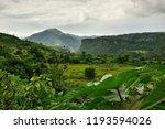 gokteik railway bridge in... | Shutterstock . vector #1193594026