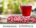 Cranberries And Cranberry Juic...