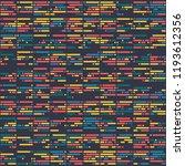 beautiful geometric pattern... | Shutterstock .eps vector #1193612356