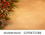 christmas and new year holidays ... | Shutterstock . vector #1193671186