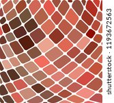 abstract vector stained glass... | Shutterstock .eps vector #1193672563