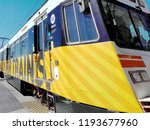 los angeles  california  ... | Shutterstock . vector #1193677960