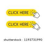 click here button set   Shutterstock .eps vector #1193731990