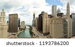 chicago  usa   october 2  2018  ... | Shutterstock . vector #1193786200