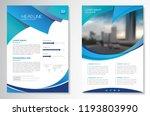 template vector design for... | Shutterstock .eps vector #1193803990