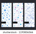 space galaxy constellation... | Shutterstock .eps vector #1193836366