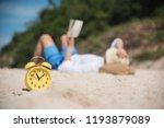 summer time handsome man...   Shutterstock . vector #1193879089