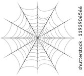 abstract decorative spider web... | Shutterstock .eps vector #1193906566