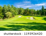 Panorama View Of Golf Course...