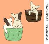 illustration for children.... | Shutterstock .eps vector #1193942983