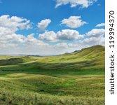 green hills of asia | Shutterstock . vector #119394370
