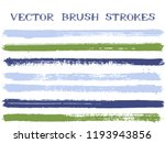 mottled ink brush strokes... | Shutterstock .eps vector #1193943856