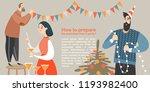 vector illustration for funny... | Shutterstock .eps vector #1193982400