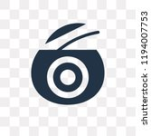 dental floss vector icon...   Shutterstock .eps vector #1194007753