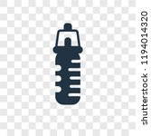 feeding bottle vector icon...   Shutterstock .eps vector #1194014320