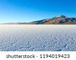 salar de uyuni  bolivia....   Shutterstock . vector #1194019423