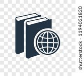 browsing vector icon isolated... | Shutterstock .eps vector #1194021820