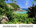 koh tao  thailand | Shutterstock . vector #1194026050