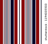 stripe seamless pattern with... | Shutterstock .eps vector #1194035503