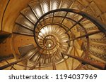 Spiral Staircase In The Arch O...