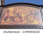 mendrisio  switzerland   8... | Shutterstock . vector #1194043210