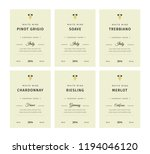 special collection best quality ... | Shutterstock . vector #1194046120