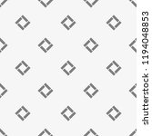 vector seamless pattern.... | Shutterstock .eps vector #1194048853
