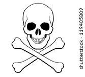Skull And Crossbones....