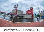 baltimore  maryland  usa  ... | Shutterstock . vector #1194088183