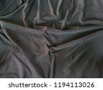 black sportswear texture silk... | Shutterstock . vector #1194113026