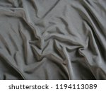 black texture silk fabric... | Shutterstock . vector #1194113089