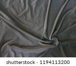 black sportswear texture silk... | Shutterstock . vector #1194113200