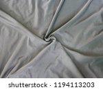 black sportswear texture silk... | Shutterstock . vector #1194113203