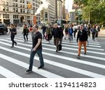 new york  usa   june 7  2018 ... | Shutterstock . vector #1194114823