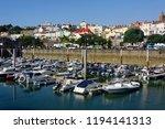 guernsey  united kingdom  ... | Shutterstock . vector #1194141313
