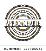 approachable arabesque style... | Shutterstock .eps vector #1194150163