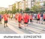 abstract background employee in ...   Shutterstock . vector #1194218743