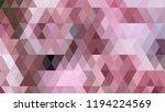 geometric design  mosaic ...   Shutterstock .eps vector #1194224569