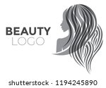 illustration of woman with... | Shutterstock .eps vector #1194245890