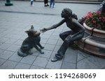 budapest hungary   25 september ... | Shutterstock . vector #1194268069