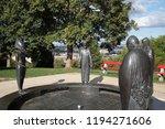 budapest hungary   25 september ... | Shutterstock . vector #1194271606
